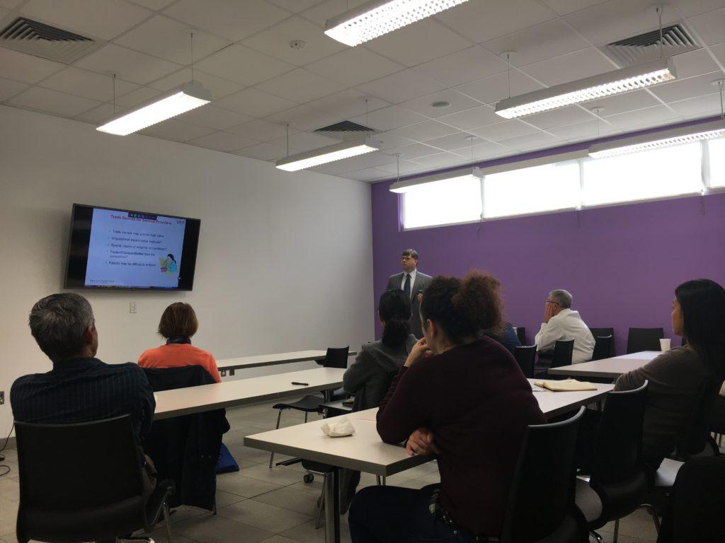 IP Workshop with Craig Kenesky